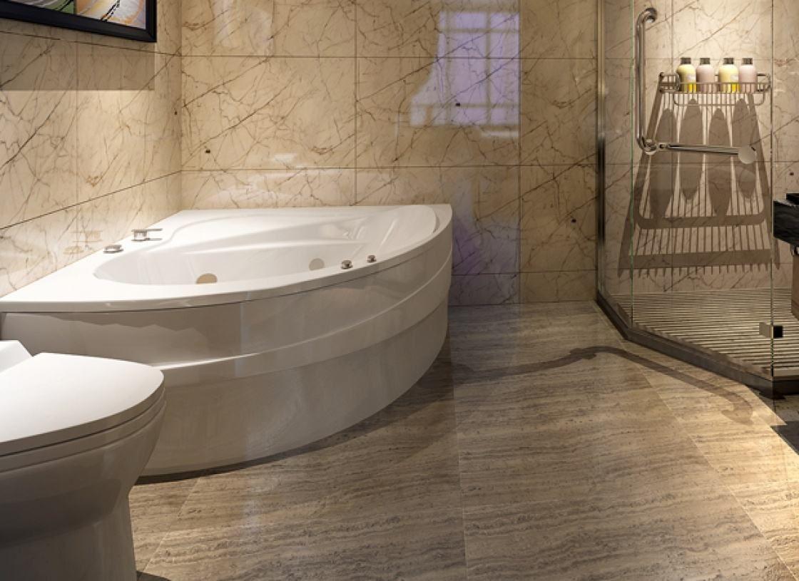 浴室瓷砖施工步骤 浴室瓷砖怎么铺