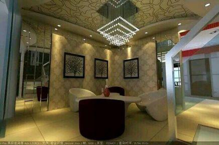 白金汉宫工作室装修效果图 德光装饰工装案例