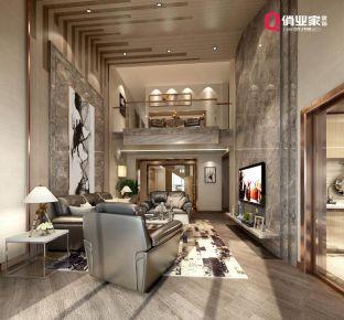 重庆保利山庄|156㎡顶跃|港式风格|设计效果图