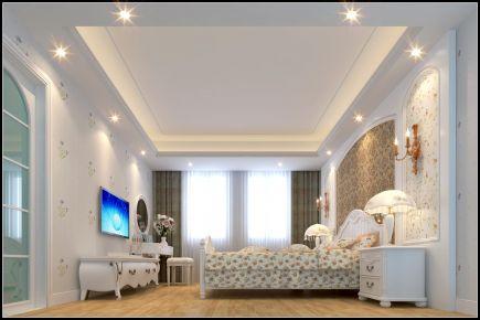 君华新城典型四房两厅装修效果图