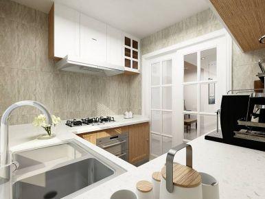 简单温馨的三居室现代风装修案例欣赏