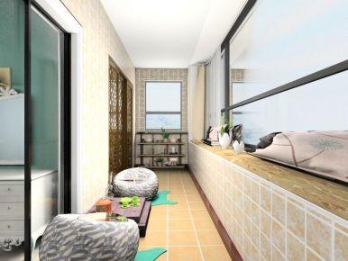 创意无限  四居室创意混搭装修效果图欣赏
