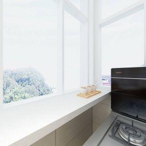 静居。三居室日式风格装修效果图欣赏
