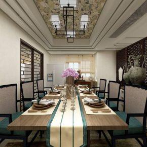 古典中式自建房装修效果图欣赏