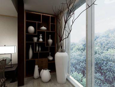 四居室新中式装修效果图