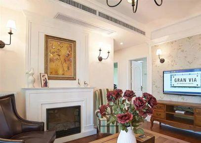 二居室美式风格装修效果图欣赏