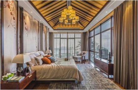 珠海海南华凯 中式别墅装修效果图欣赏