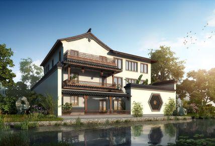 温州乐清自建别墅装修设计案例