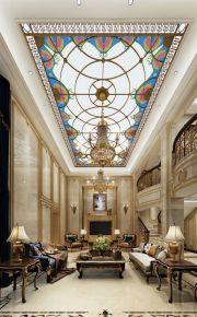 温州金域中央  欧式联排别墅装修设计方案