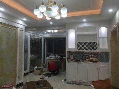 佛山绿岛明珠陈小姐家   三居室欧式风格装修设计效果图