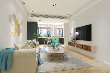 温州爱情二期 现代风格家装设计方案