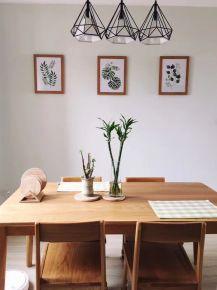 周小姐雅居——中山保利国际二期北欧风格家庭装修设计