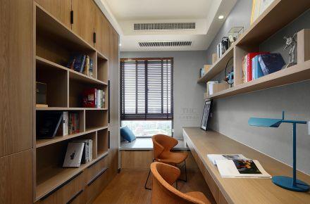 石家庄国际城 现代简约三居室装修设计效果图