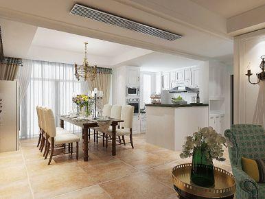 青岛海乐府 三居室现代简约家庭装修设计效果图