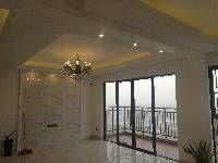 中凯装饰(西区分公司)——远洋香缇 三居室欧式风格装修设计效果图