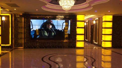 中凯装饰(西区分公司)——黄圃镇星光派对KTV实景图