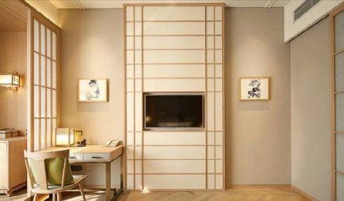武汉盛景天地美寓装修设计  中式风格家庭装修设计