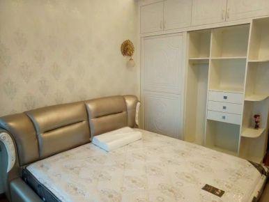 中山花海湾13-1301 四居室现代风格装修设计效果图