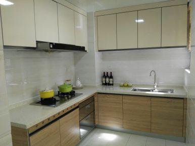 中山钰海绿洲8栋 二居室简约风格装修设计