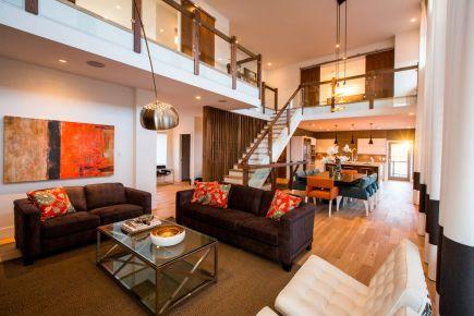 兰州天泰世纪120平米三居室装修案例