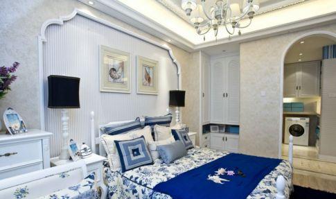无锡百乐和园 温馨婚房装修设计效果图