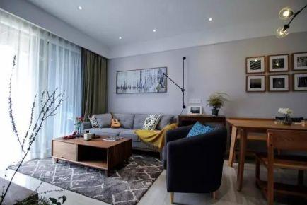武汉天成美景 北欧风格家庭装修设计效果图