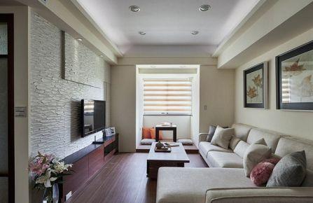 旧房换新颜之现代简约风家庭装修效果图