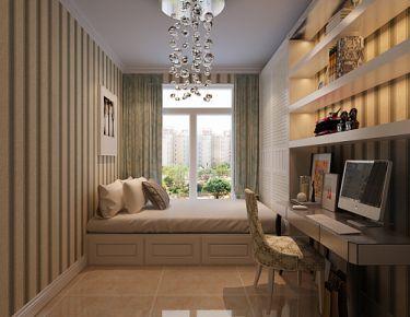 深圳百合盛世 欧式风格家庭装修设计效果图