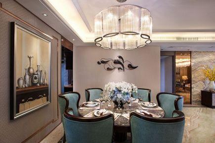 深圳十里银滩 创意混塔风格家庭装修设计案例效果