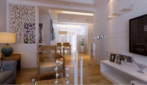 深圳壹城中心 北欧风家庭装修设计效果