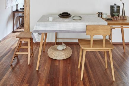 甘肃紫苹果装饰元森99平米田园风格家庭装修案例