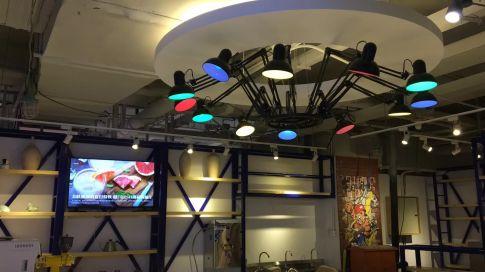 陶瓷艺术展厅设计装修