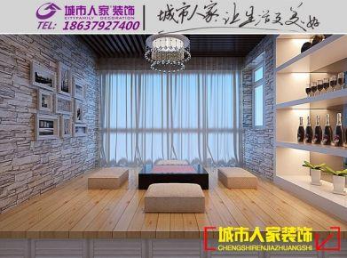 洛阳盛唐至尊现代简约风格家庭装修设计