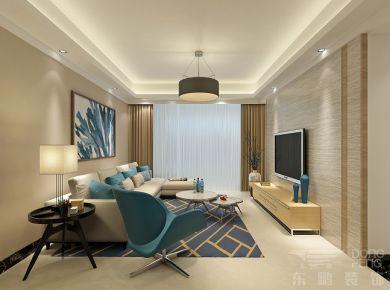 佛山雅居乐新城湾畔 现代风格家庭装修设计