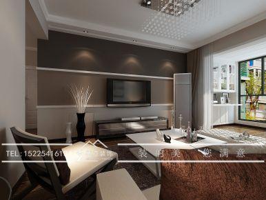 洛阳两室两厅简约风格装修