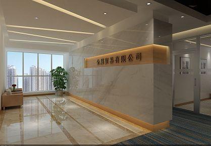佛山嘉邦国际中心简约办公室装修设计