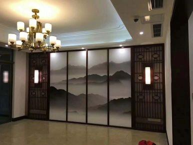 重庆生活家装饰 天地雍江苑167平中式风格装修