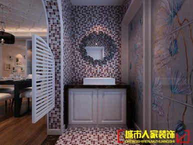 洛阳东方今典田园风格家庭装修设计效果图