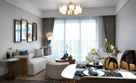 武汉玫瑰四季 中式风格家庭装修效果图