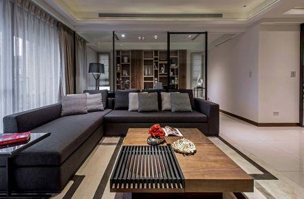 贵阳国际温泉小镇144平米现代风格四居室