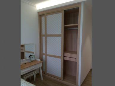 中山钰海绿洲样板房3-1902田园风格的板房
