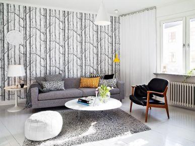 时尚自然浓郁北欧风两居室装修效果图