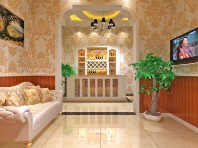 十堰水云间酒店欧式风格装修设计效果图欣赏