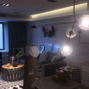 宁波锦悦湾 三居室简约风格装修设计效果图