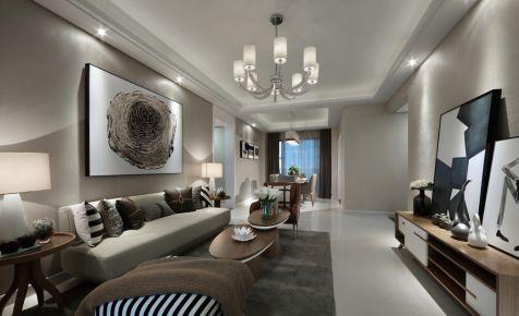 率真随性自由现代风两居室装修