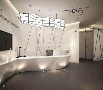 东莞大朗镇室内空间专业办公装修设计