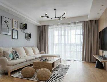 武汉汉北玺园 现代简约风格家庭装修设计
