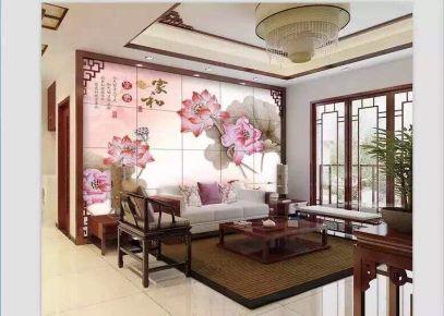 扬州泰富 现代风格小户型装修设计效果图