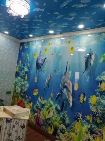 扬州邗江区小户型欧式风格样板间装修设计