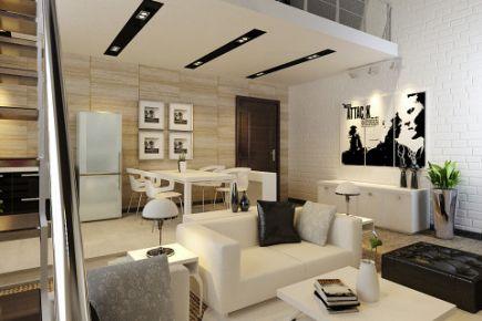深圳酒店式公寓装修设计效果图欣赏